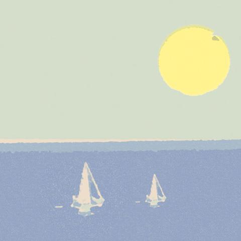 two_sailboats