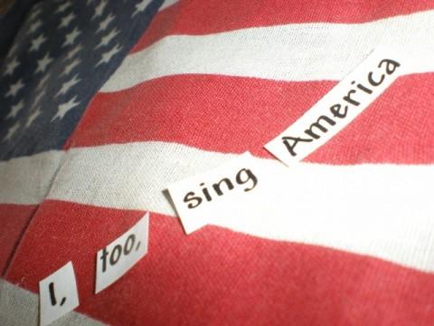 Langston hughes i too sing america essay
