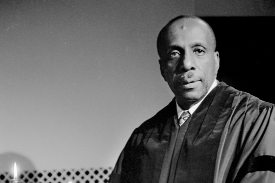 Scanned: December 14, 2005 Howard Thurman at Marsh Chapel March 6, 1959 Historical