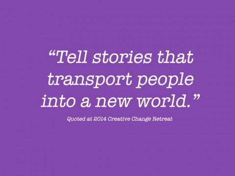 creativechangeretreat_stories