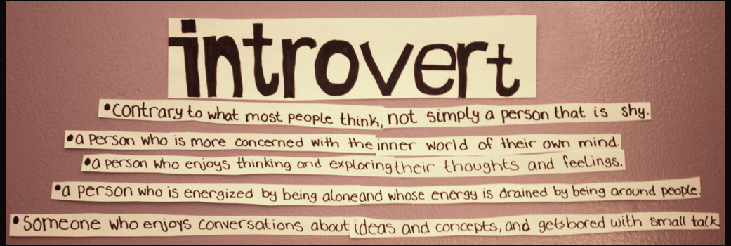 Introverts and intimacy